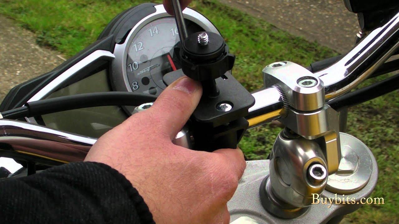 Arkon Camera Video Camera Mount For Bike Motorcycle Youtube