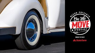 Getting Rolling w/ the Right Wheels & Tires for Classic & Collector Cars // On The Move // Ep. 17