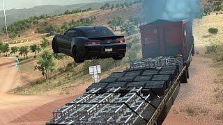 FORZA HORIZON 3 #5 - Correndo Contra um Trem!? (PC Gameplay)