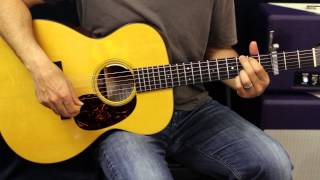 Billy Currington - People Are Crazy - How To Play - Beginner Acoustic Guitar Lesson