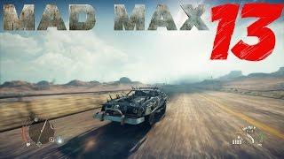 MAD MAX [PC] #13 // Araba Çöplükleri ve Havaalanı