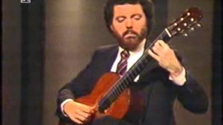 Rare Guitar Video: Manuel Barrueco plays Chaconne by J S Bach
