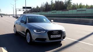 Audi A6 (C7) - Б/У бизнес-класс