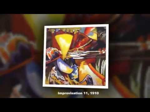 Famous Paintings of Wassily Kandinsky  An Influential Russian     YouTube Premium