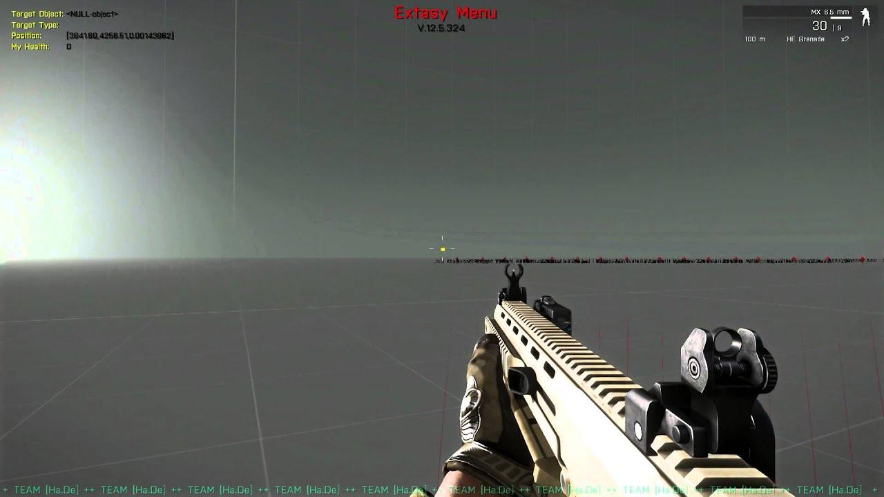 Arma 3 WallHack/Aimbot - Day 1