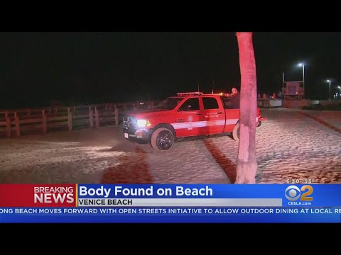 Body Found On Venice Beach Believed To Be Former WWE Star Shad Gaspard