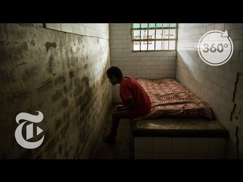 Agony in a Venezuelan Mental Health Hospital | The Daily 360 | The New York Times