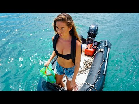 $1K In A DAY Boat Life Ep.26 Sailing GBU