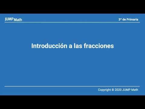 3º. Unidad 8. Introducción a las fracciones