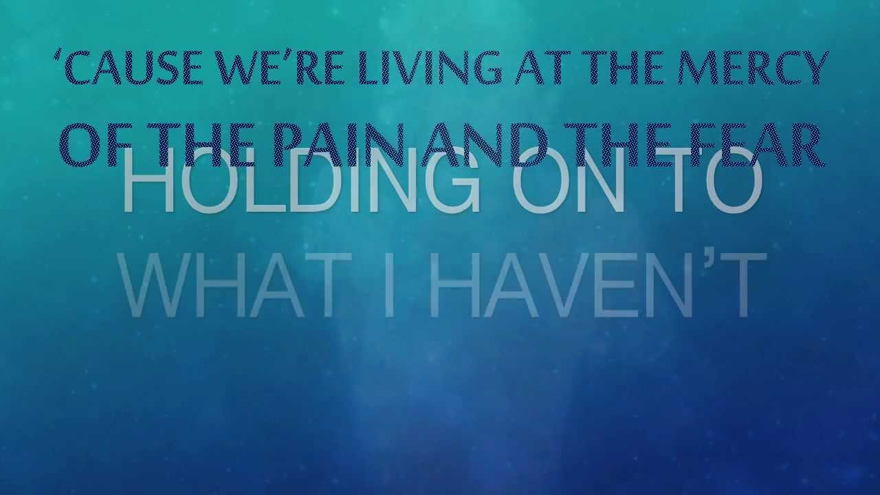 Waiting for the end by linkin park lyrics