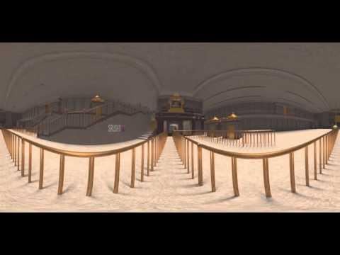 Yadadri Temple - 360 degree VR Experience | Srushti IMX