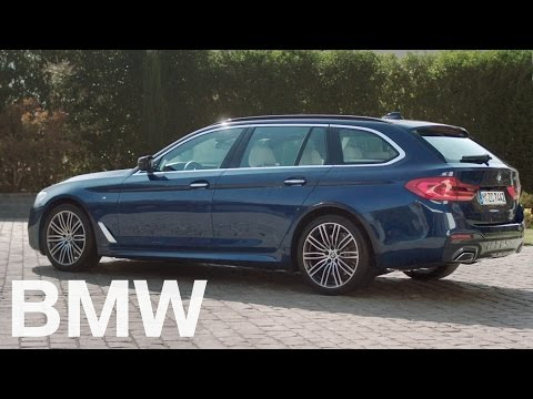 The all-new BMW 5 Series Touring. All you need to know.