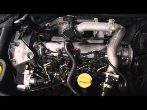 megane 19 dci engine soundmp4  YouTube