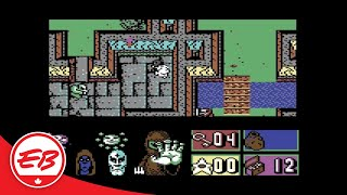 The C64 Mini 8-Bit Q & A | EB Games