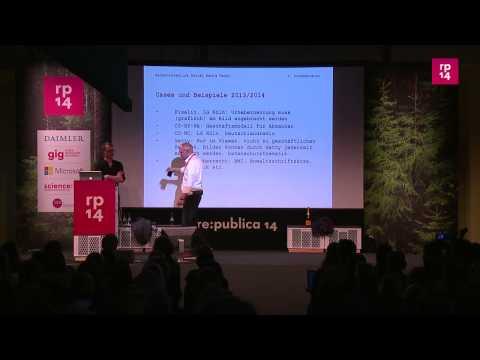 re:publica 2014 - Social Media & Recht: Saisonrückblick 2014 on YouTube
