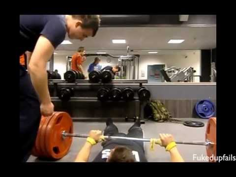 Gym Fails 2013