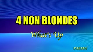 4 Non Blondes - What's Up KARAOKE