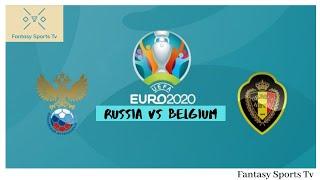 RUS vs BEL   European Qualifiers   Russia vs Belgium   Football Team   BEL vs RUS  