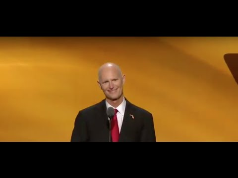 FULL SPEECH: Florida Governor Rick Scott at Republican National Convention