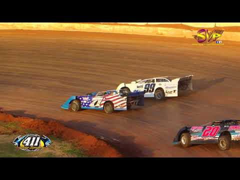 Crate Late Model | B Mains | 411 Motor Speedway | Nov  25, 2017