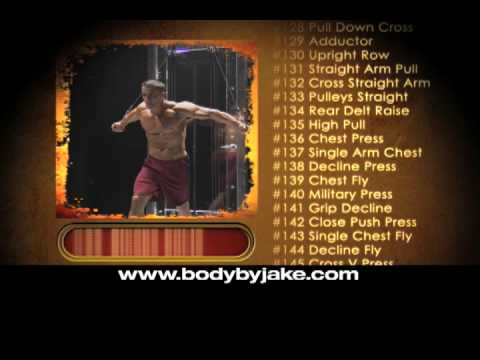 Body by Jake Tower 200 - Get Bigger, Harder, Stronger!