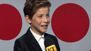 Jacob Tremblay Reacts to Little Mermaid Casting Rumors! (Exclusive)