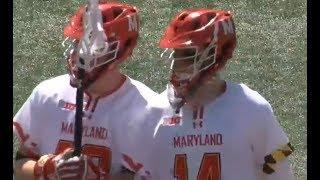 Michigan vs Maryland Lacrosse 2019 (April 06) College Lacrosse
