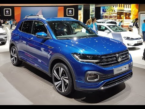 Suv t cross 2020