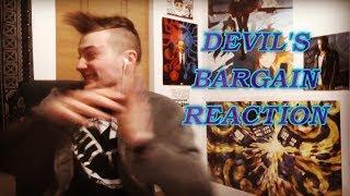 SUPERNATURAL - 13X13 DEVIL'S BARGAIN REACTION