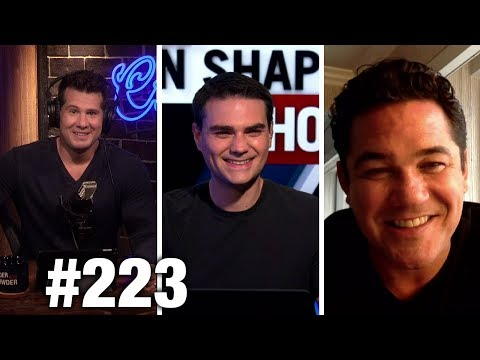 223 THE SHAPIRO AND CROWDER ORIGIN STORY! With Dean Cain… and Gavin McInnes?  Louder With Crowder