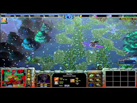 Dread.[24мар 2015] Warcraft 3 Twilight's Eve P4