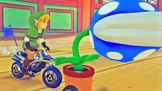 Mario Kart 8 Deluxe: Polícia e Ladrão