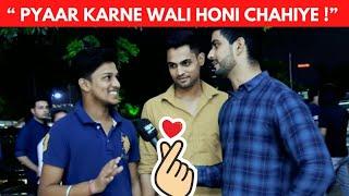 Ladko ko kaisi ladkiyan pasand aati hai  What men want ?   Public Hai Ye Sab Janti Hai   JM