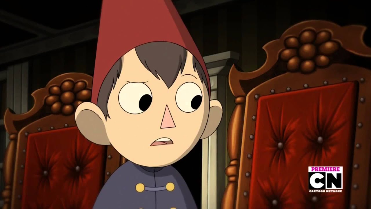 Over The Garden Wall I Want To Steal