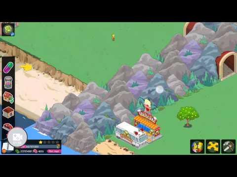 Читы Баги Тренеры The Simpsons™ Tapped Out игра андроид gameplay секреты Сеты Тре