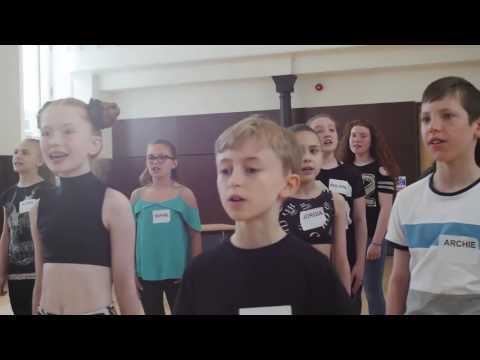 Stellar Musical Theatre Behind the Scenes First Auditions