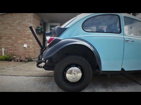 1969 VW Baja stinger exhaust sound