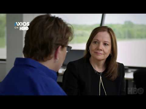 GM CEO Mary Barra talks Tesla's full self-driving tech, Cruise's focus on safety