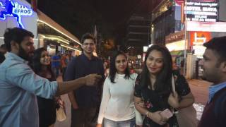 Bangalore single girls on Valentine's day