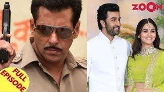 Salman fans' plan for Dabangg 3 trailer launch | Ranbir & Alia's fake wedding invite goes viral