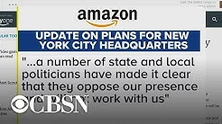 Amazon scraps plans for NYC HQ2 after local protests