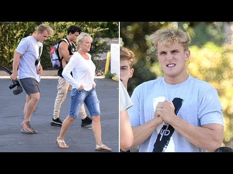 Jake Paul's Team 10 Member Says His Comparison To Justin Bieber Is 'The Dope-est Thing Ever'