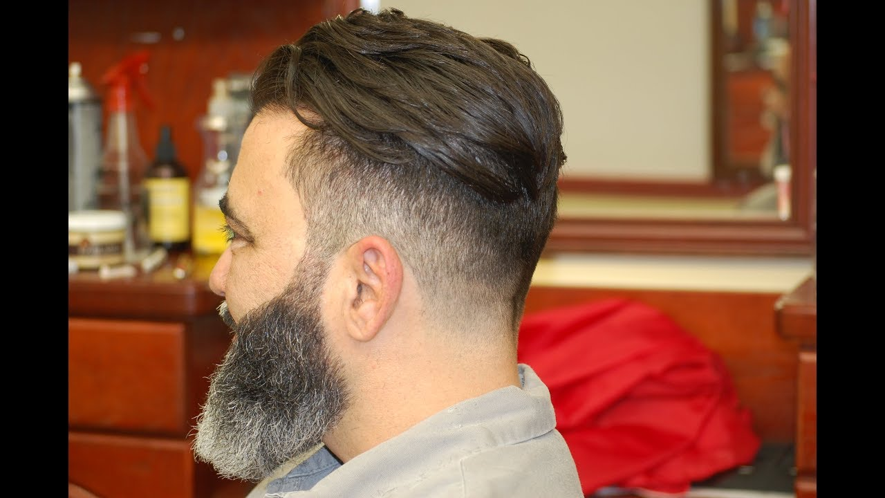27 51 MB) How to do a Fade with a Beard Trim, Download Video