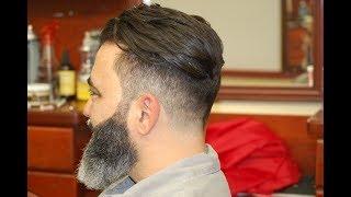 How to do a Fade with a Beard Trim