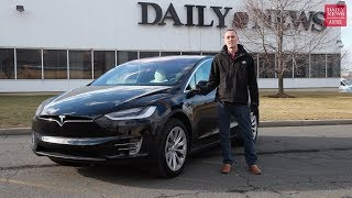 2018 Tesla Model X | Daily News Autos Review