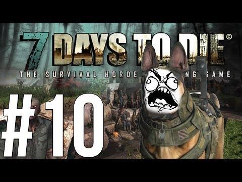 7 Days to Die - อัพเดตทีหนีกันกระจายยย! - Alpha² - (10)