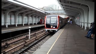 Поездка в поезде 81-765.2/766.2/767.2 Москва по ФЛ
