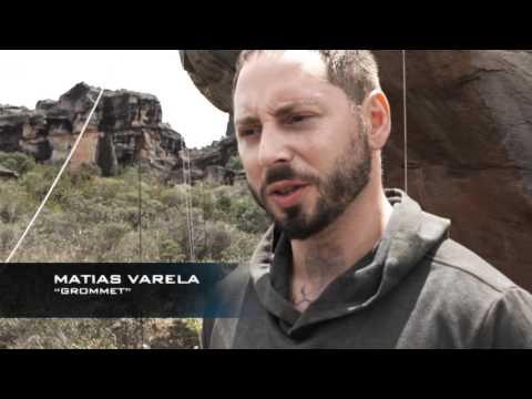 Point Break Rock Climbing Featurette