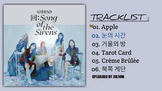 Baixar [FULL ALBUM] GFriend (여자 친구) - 回:Song of the Sirens (1-3)