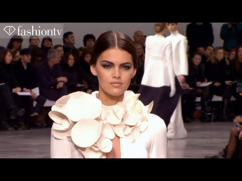 Haute Couture - Stephane Rolland Haute Couture Spring/Summer 2013 | Paris Couture Fashion Week | FashionTV